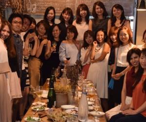 8/16_【レポート】未来シフト株式会社主催 Thanks Dinnerを開催しました。